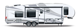 Fifth Wheel Icon - Click this icon to view inventory in this category