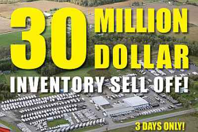 Post thumbnail for Spring Open House - 30 Million Dollar Inventory Sell Off!
