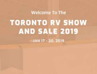 Post thumbnail for 2019 Toronto RV Show And Sale