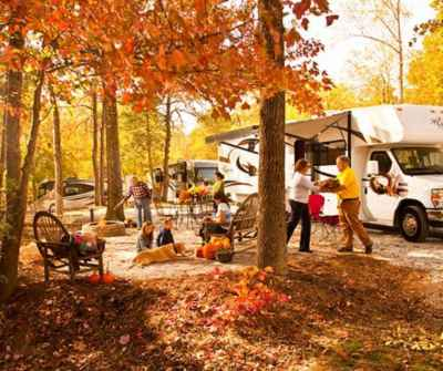 Post thumbnail for RV Camping in Fall 2020