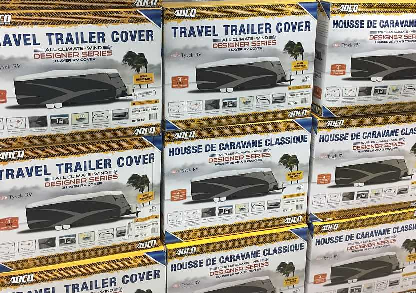 ADCO Travel Trailer Covers