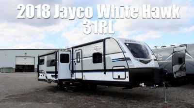 Post thumbnail for 2018 Jayco White Hawk 31RL