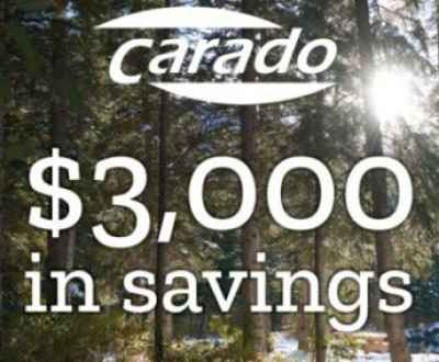 Post thumbnail for $3,000 Incentive on Carado Motorhomes from Erwin Hymer