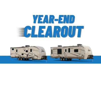 Post thumbnail for Year-End Clearout on 2020 Jayco Eagle Travel Trailers