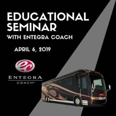 Post thumbnail for Educational Seminar with Entegra Coach