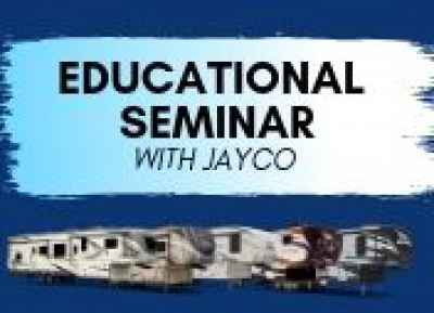Post thumbnail for Educational Seminar with Jayco on Fifth Wheels 2019