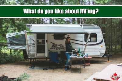 Post thumbnail for What Do You Like About RV'ing?