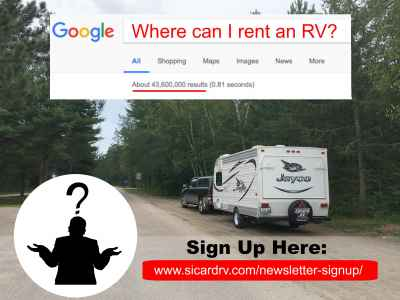 Post thumbnail for Where Can I Rent An RV?