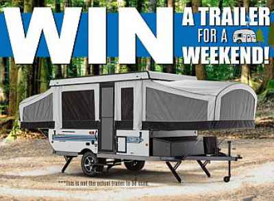 Post thumbnail for Win A Trailer For A Weekend!