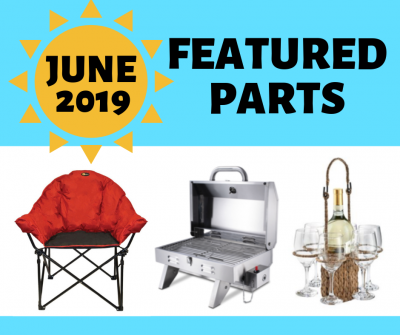 Post thumbnail for Featured Parts for June 2019