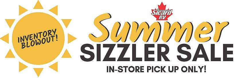 Summer Sizzler Sale - Parts Inventory Blowout